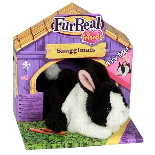 Fur Real Friends - Snuggimals Iepuras