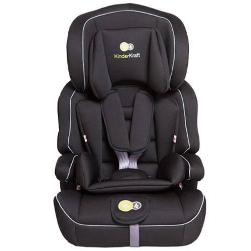 Scaun Auto Comfort Black