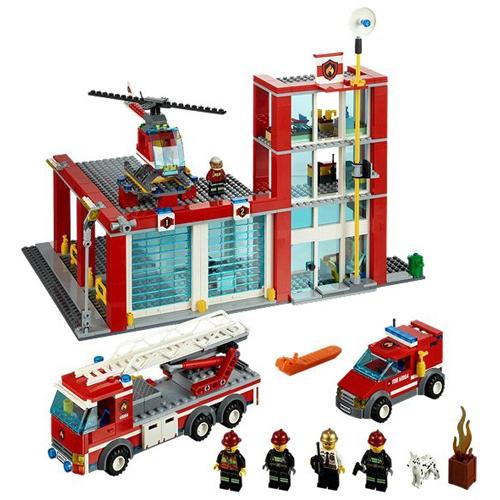 City - Statie Pompieri