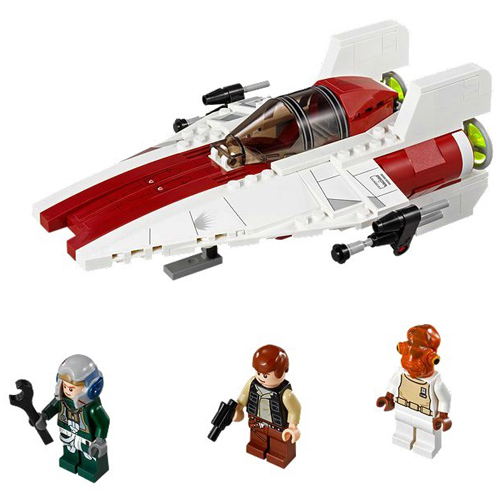 Star Wars - A-wing Starfighter