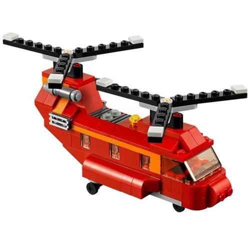 Creator - Red Rotors