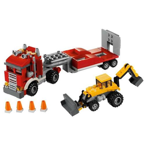Creator - Transportator Utilaje de Constructii