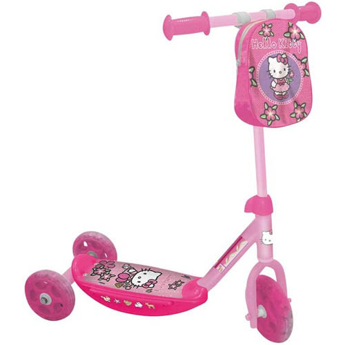 Primul Meu Scooter Hello Kitty