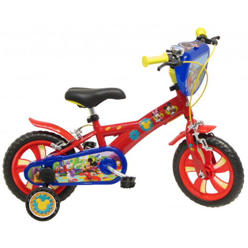 Bicicleta Mickey Mouse 12