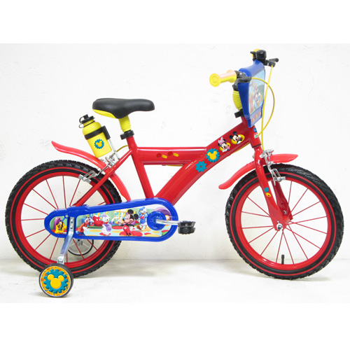 Bicicleta Mickey Mouse 16 inch