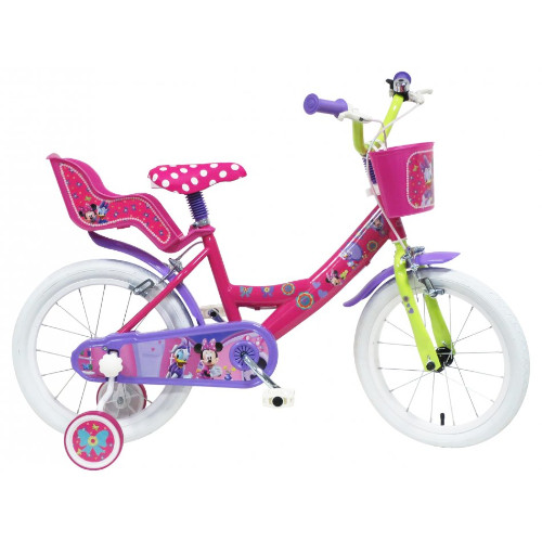 Bicicleta Minnie Mouse 16 inch