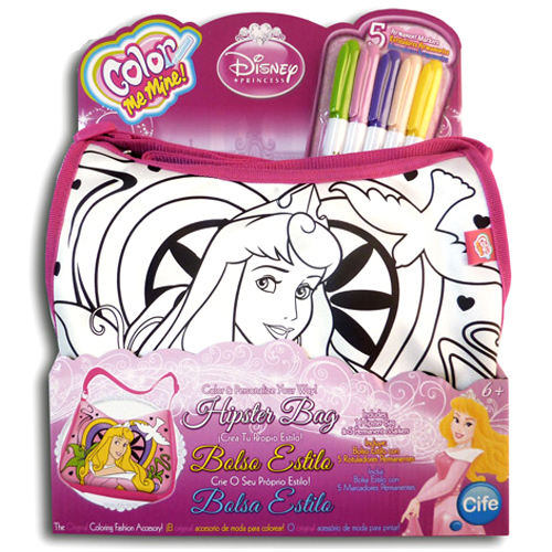 Color Me Mine Hipster Bag Princess
