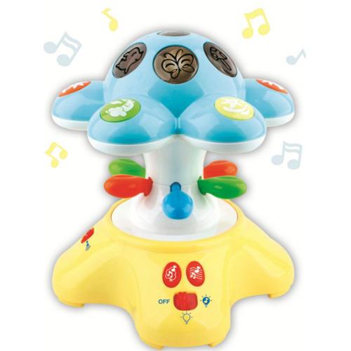 Lampa de Proiectie Muzicala