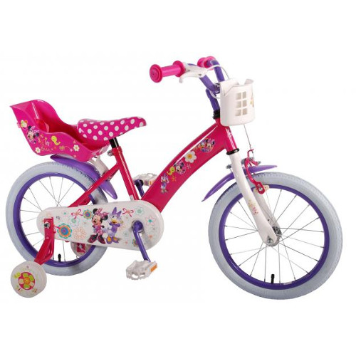 Bicicleta Minnie Mouse 16