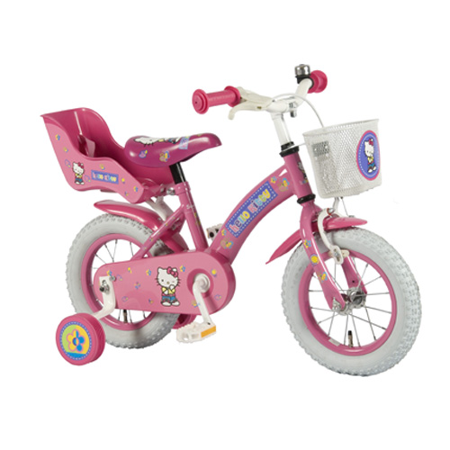 Bicicleta Hello Kitty 12