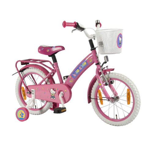 Bicicleta Hello Kitty 16