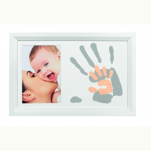Duo Paint Print Frame White