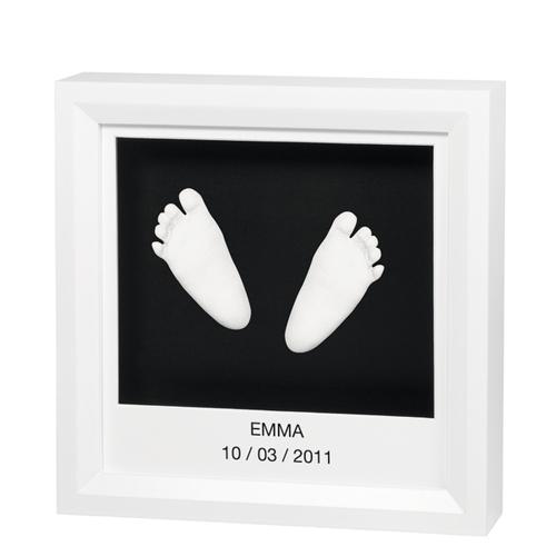 Window Sculpture Frame White