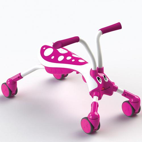 Tricicleta Scramble Bug Candy