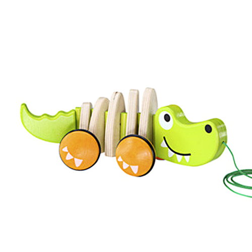 Jucarie Crocodil de Plimbat