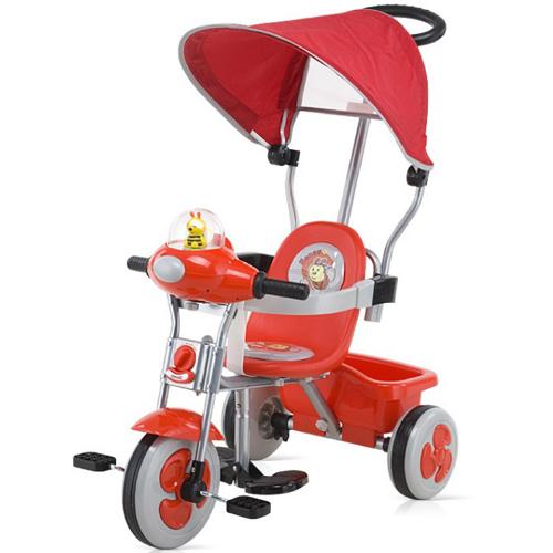 Tricicleta cu Copertina Lux