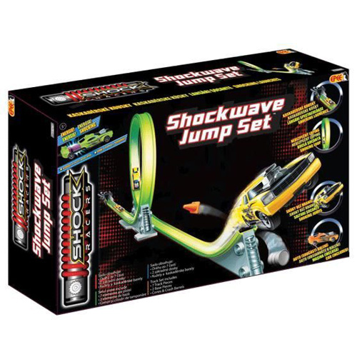 Set Shock Racers