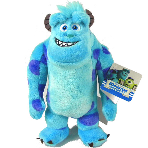 Plus Monsters University Sulley 25 cm