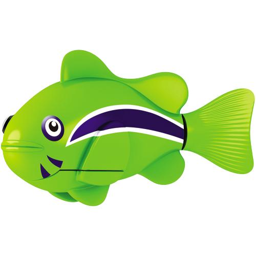 RoboFish Pestisor Verde