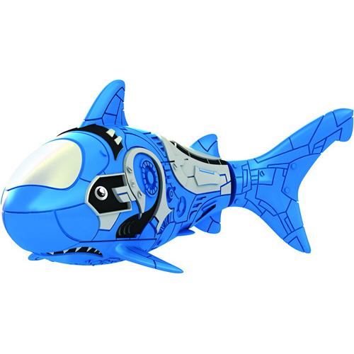 RoboFish Rechin Albastru
