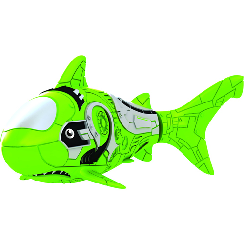 RoboFish Rechin Verde