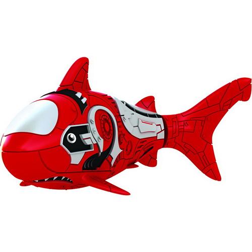 RoboFish Rechin Rosu