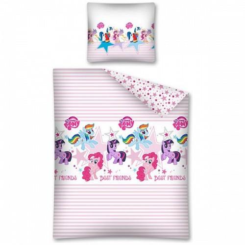 Lenjerie de Pat My Little Pony 160 x 200 cm