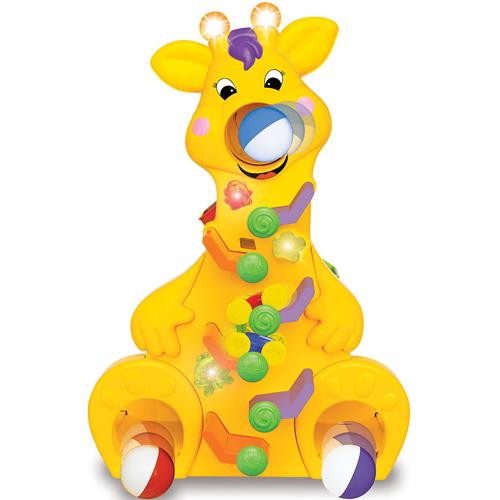 Girafa cu Muzica si Sunete