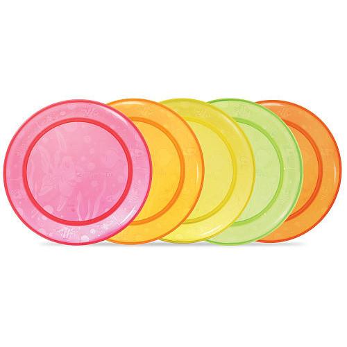 Set 5 Farfurii Colorate