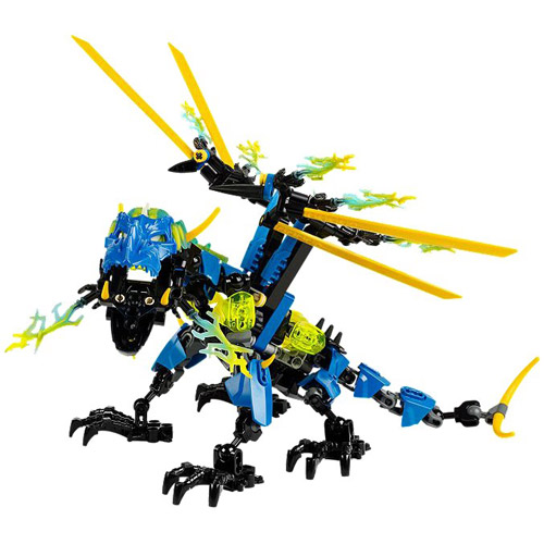 Hero Factory - Trasnetul Dragonului
