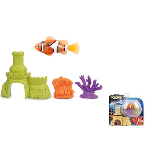Set RoboFish - Pestisor Castel Corali