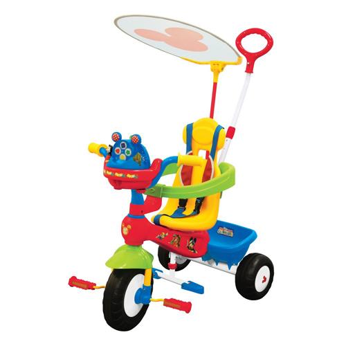 Tricicleta Interactiva Mickey Mouse