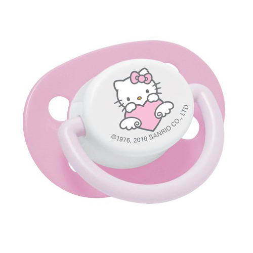 Suzeta Silicon Hello Kitty 2 buc