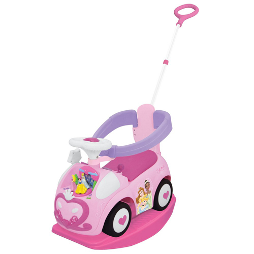 Ride On Interactiv Dancing Princess 4 in 1