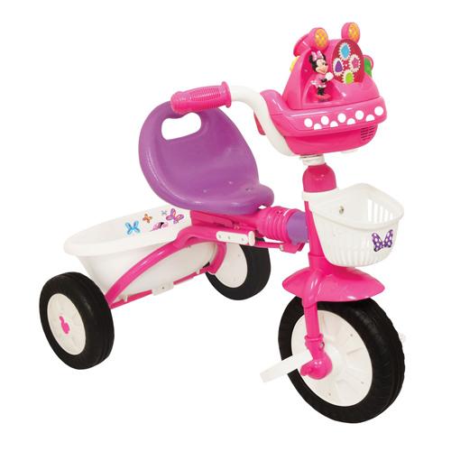 Tricicleta Pliabila Interactiva Minnie Mouse