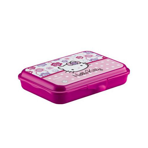 Cutie Depozitare Hello Kitty 0.75L