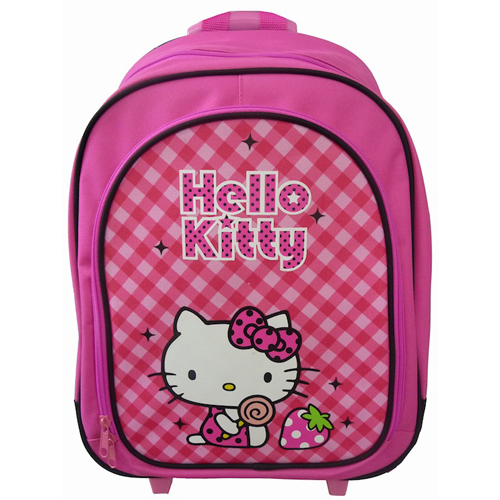 Ghiozdan Troller Hello Kitty