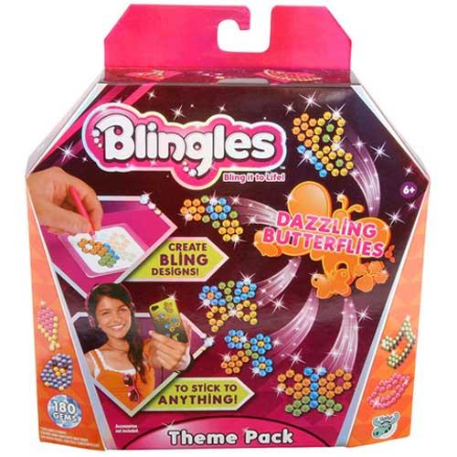 Blingles Theme Pack Dazzling Butterflies