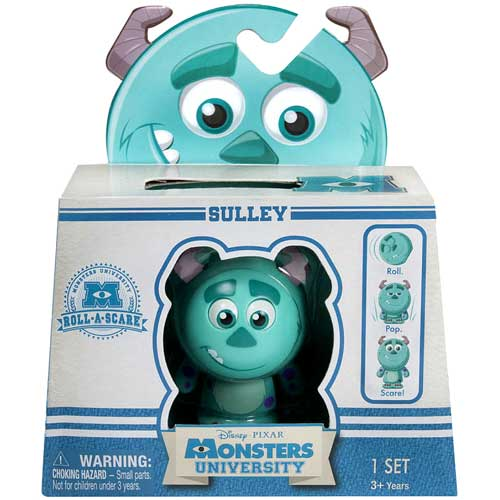 Figurina Monsters University Sulley