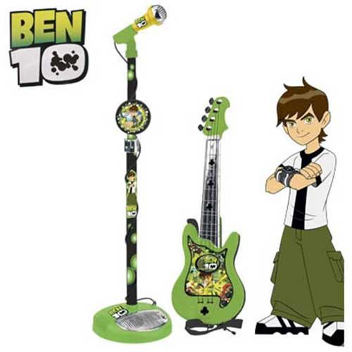 Chitara cu Microfon Ben 10