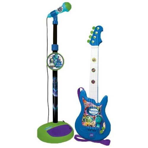 Chitara cu Microfon Monsters University
