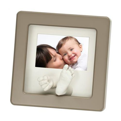 Photo Sculpture Frame Taupe by BBC