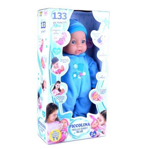 Picollina Hello Baby Blue
