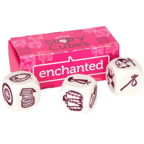 Joc Story Cubes Enchanted