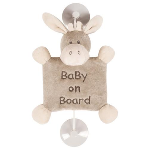 Semn de Avertizare Baby on Board Donkey