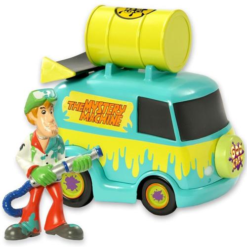 Scooby Doo Monster Truck Duba