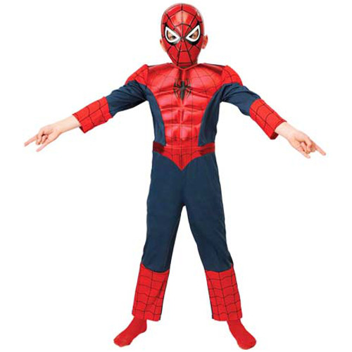 Costum Spiderman Deluxe