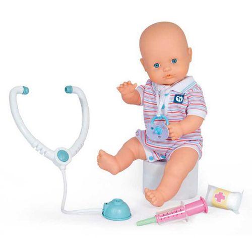 Poza Bebe Baiat cu Trusa Medic