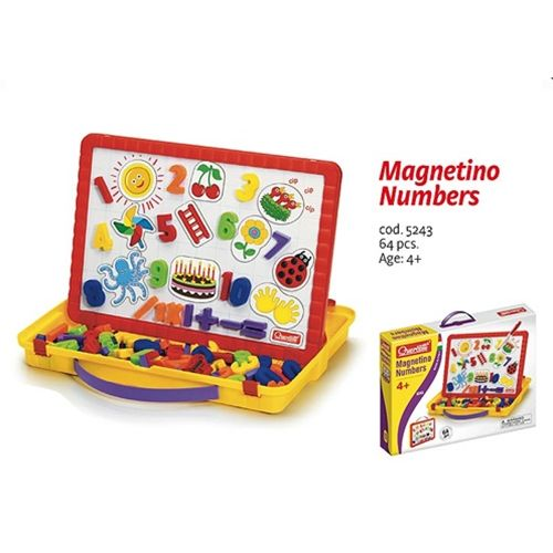 Magnetino Numbers