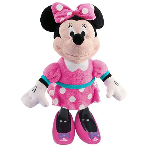 Povestitoarea Minnie Mouse